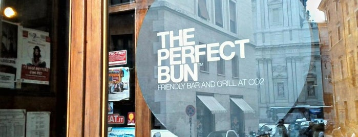 The Perfect Bun is one of To Rome with Love.