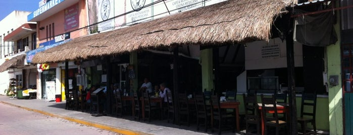 Don Cafeto is one of Tulum.