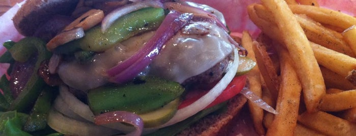 Teddy's Burger Joint is one of A foodie's paradise! ~ Indy.