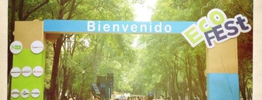 Ecofest is one of Guía de barrio, Ciudad de México.