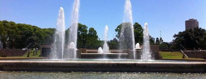 Parque Chacabuco is one of En la Ciudad.