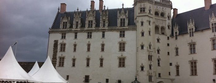 Castle of the Dukes of Brittany is one of Best of World Edition part 3.