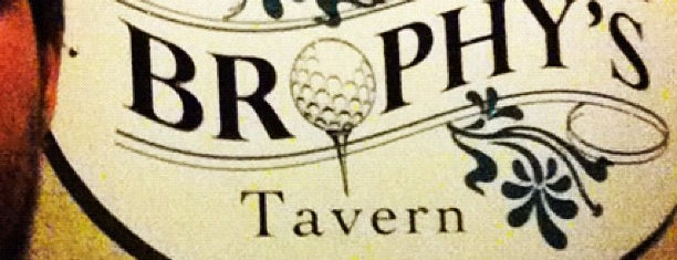 Brophy's Tavern is one of Nolfo California Foodie List.