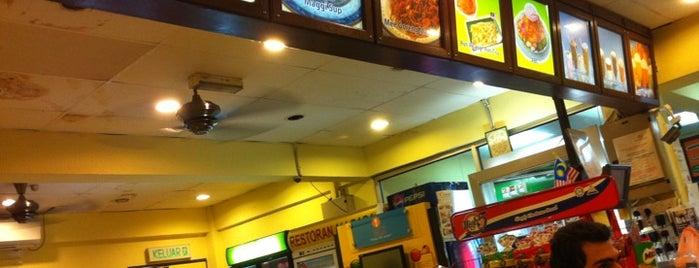 Restoran Ali Baba is one of makan @ KL #16.