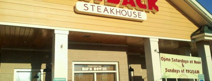 Outback Steakhouse is one of Eateries.