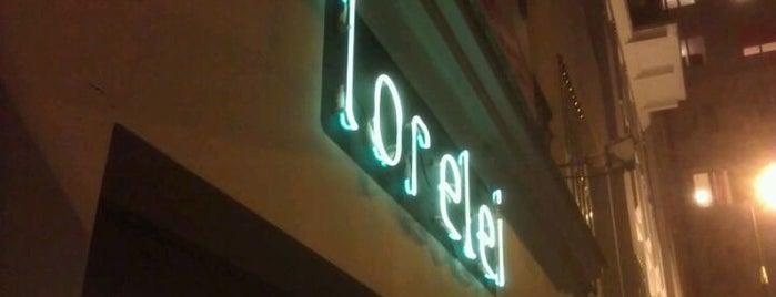 Lorelei is one of Free hotspot WiFi Warszawa.
