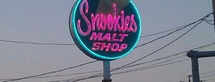Snookies Malt Shop is one of #visitUS in Des Moines, IA..