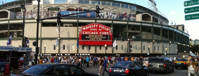 Wrigley Field is one of Best Places to Check out in United States Pt 2.
