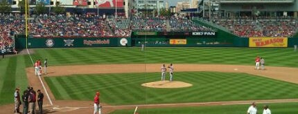 Nationals Park is one of Great Sport Locations Across United States.