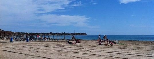 Playa de Barranco Rubio is one of Playas.
