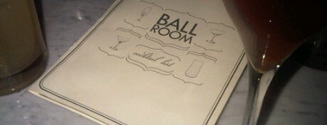 Le Ballroom is one of Paris.