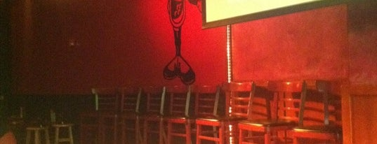 Improv Comedy Club and Dinner Theatre is one of Favorite affordable date spots.