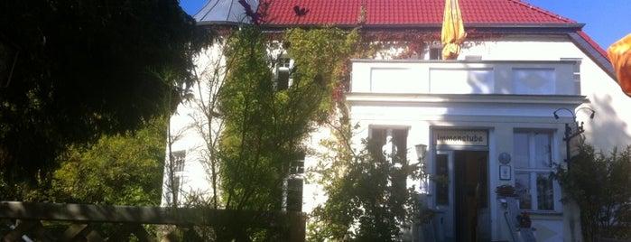 Immenstube is one of Brandenburg Blog.