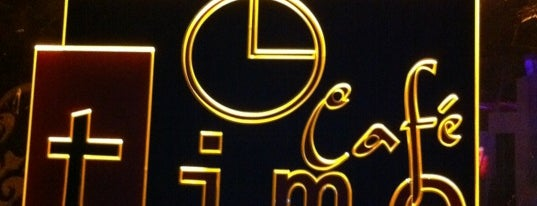 Time Cafe is one of Dubai's All Time Favorite Sport Bars.