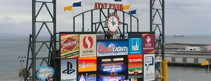 AT&T Park is one of Must Visit Spots In San Francisco.