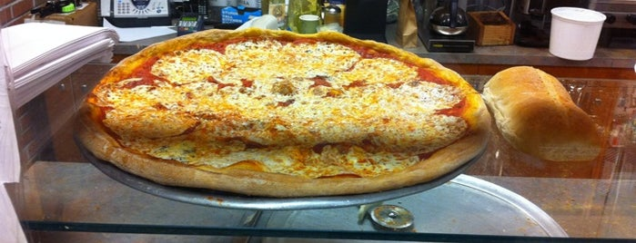 Rosario's is one of Pizza-To-Do List.