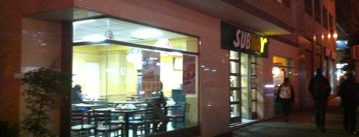 Subway is one of Gastronomía en Santiago de Chile.