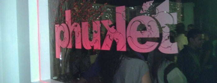Phukét Lounge is one of Birthday Party Locations.