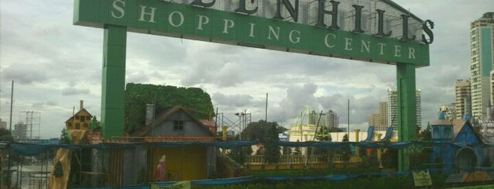 Greenhills Shopping Center is one of Manila's Best Places to Visit.