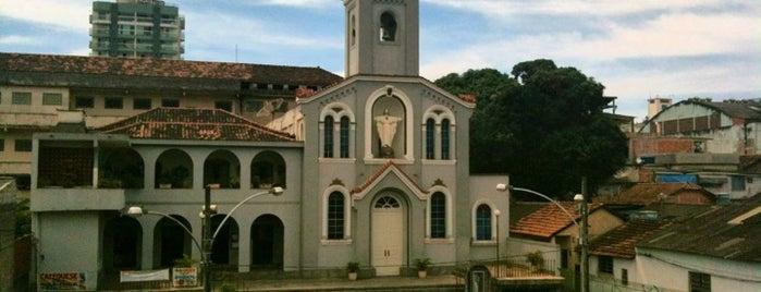 Paróquia Nossa Senhora da Conceição is one of #Rio2013 | Catequese [Portuguese].