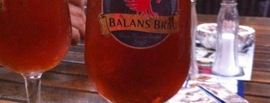 Balans Bräu is one of ts.
