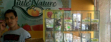 Little Nature is one of GURU SNACKS OUTLETS.