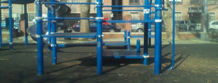 Sixteen Sycamores Playground is one of City Playgrounds.