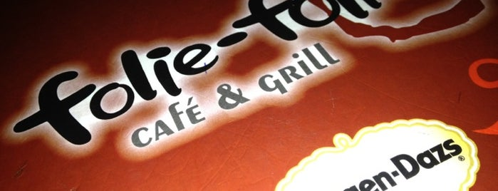 folie-folie Cafe & Grill is one of Jalan Jalan Ipoh Eatery.