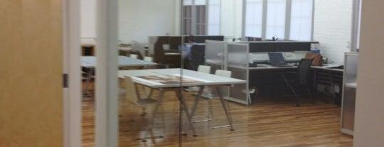 JCJ Architecture offices