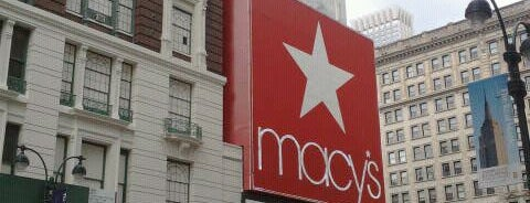 Macy's is one of New York City.