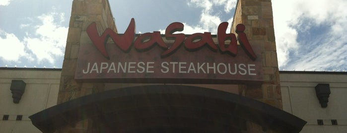 Wasabi Japanese Steakhouse is one of The 15 Best Japanese Restaurants in Jacksonville.