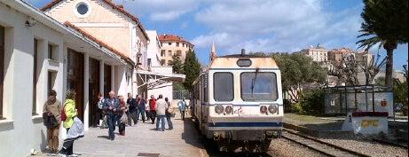 Gare de Calvi is one of Corsica.