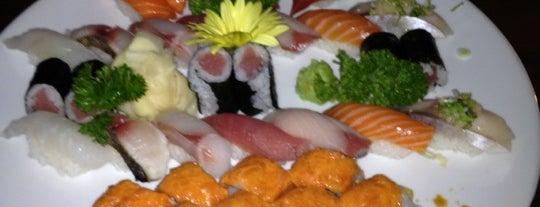 Matsu Sushi is one of Near Nate Ricca's Hospital.
