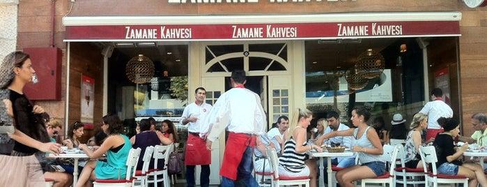 Zamane Kahvesi is one of İstanbul.