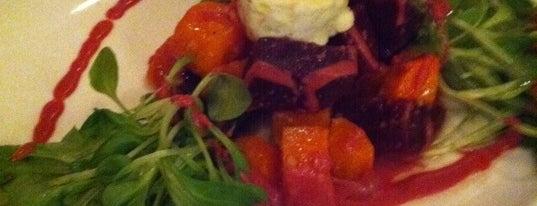 Serra Mediterranean Bistro is one of Fave Manhattan Restaurants.