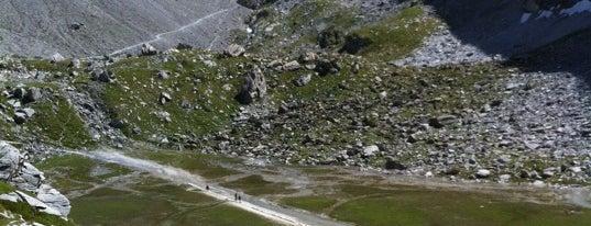 pralognan la vanoise is one of Stations de ski (France - Alpes).