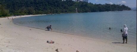 Pantai Kok is one of ท่องเที่ยวที่ Langkawi, Kedah.