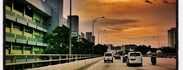 Ayer Rajah Expressway (AYE) is one of Non Standard Roads in Singapore.