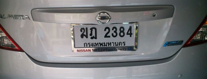 Nissan SMT is one of All-time favorites in Thailand.