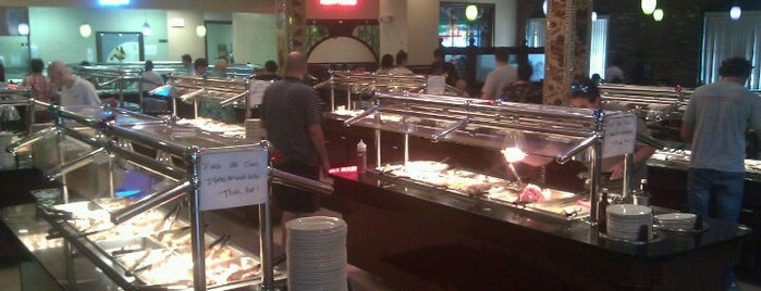 Hibachi Grill Asian Buffet is one of Chicago Restaurant To-Do List.