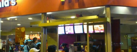 McDonald's is one of Chatarra... yesss.