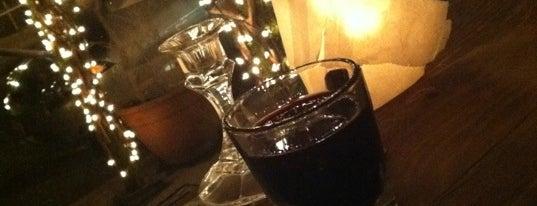 Aria Wine Bar is one of Best West Village Restaurants.
