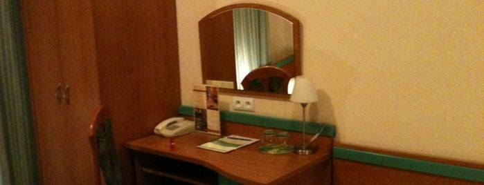 RT Galicya Hotel Krakow is one of Szkolenia z Inspiros.