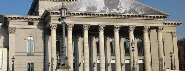 Bayerische Staatsoper is one of Munich.