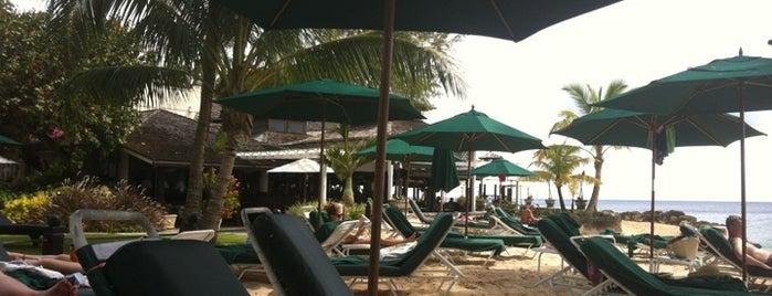 Coral Reef Club Hotel is one of Getaway   Hotel.