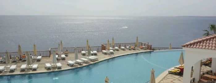 Reef Oasis Blue Bay Resort & Spa is one of Be Charmed @ Sharm El Sheikh.