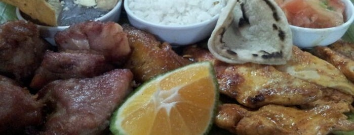 Las Delicias del Maíz is one of Restaurantes.
