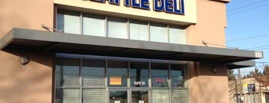 Seattle Deli is one of Best Cheap Food in Seattle.