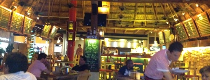 La Pizzarra is one of Mexico // Cancun.