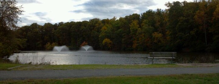 Echo Lake Park is one of RVA parks.